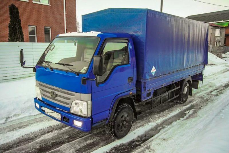 Стоимость грузовиков BAW Fenix 1044 на вторичном рынке