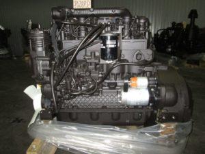 Двигатель МАЗ-457043