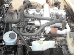 Двигатель и трансмиссия JMC 1032-01