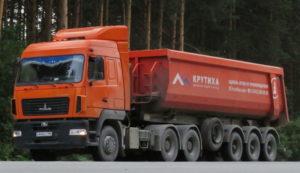 Двигатели автомобилей МАЗ-6430
