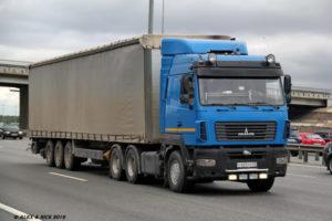 Модификации семейства МАЗ-6430