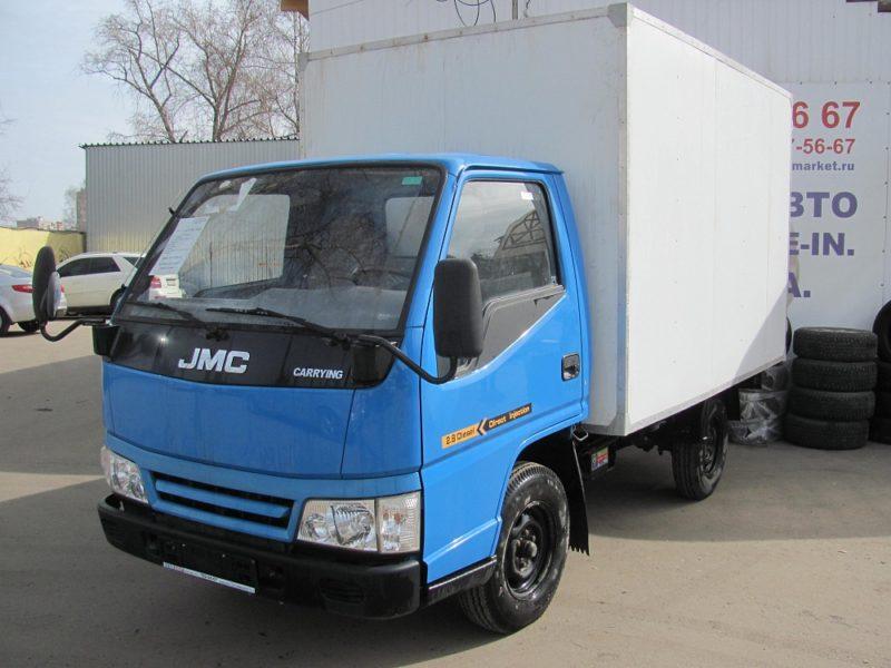 Отзывы о грузовиках JMC 1032-01