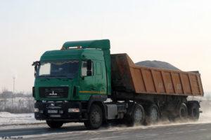 Технические характеристики МАЗ-6430 в цифрах
