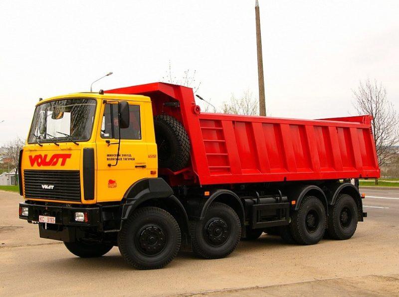Отзывы о грузовиках МЗКТ-65151