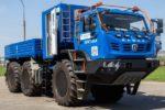 КамАЗ-6345 / 6355 Арктика: технические характеристики