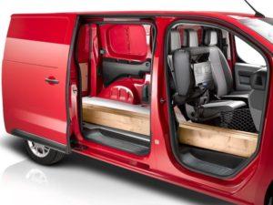 Отзывы о грузовых фургонах Peugeot Expert