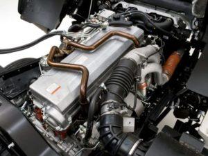 Двигатель Hino-700 – E13C