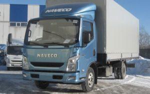 Naveco C300: технические характеристики