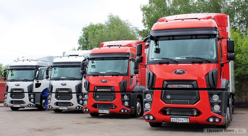 Что говорят владельцы Ford Cargo о свих автомобилях?