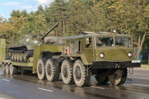 МАЗ-537: технические характеристики