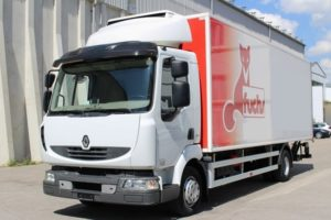 Renault Midlum: технические характеристики