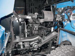 Двигатель ЗиЛ-43276Т