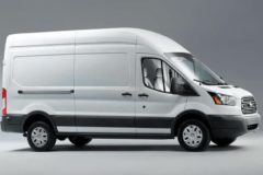 Ford Transit за 1590 руб. в день в «Европлане»