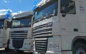 ЛК «Европлан» профинансировала тягачи DAF для «КазКонтракт Трейд»