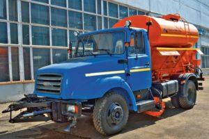 Модификации ЗиЛ-43276Т