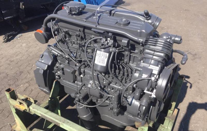 Варианты двигателей для грузовиков Мерседес Бенц 814