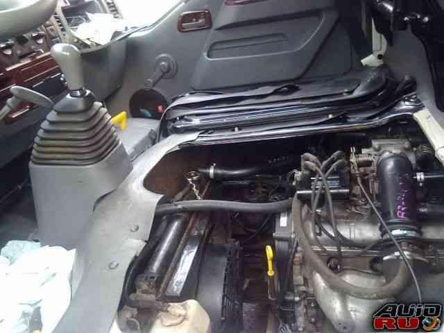 Двигатель грузовика BAW Tonik