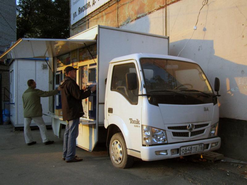 Стоимость подержанного грузовика BAW Tonik
