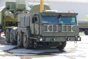 КамАЗ-78504: технические характеристики