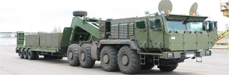 Когда прототипы станут реальными тяжёлыми грузовиками в российской армии