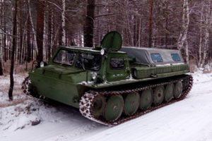 ГАЗ-71: технические характеристики