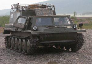 Различные модификации и варианты исполнения ГАЗ-71