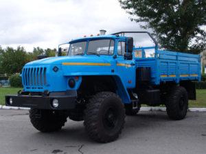 Бортовой Урал 4320, цена от 3 525 000 рублей (2021 г.)
