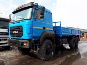 Бортовой Урал М – от 3 688000 рублей (2021 г.)