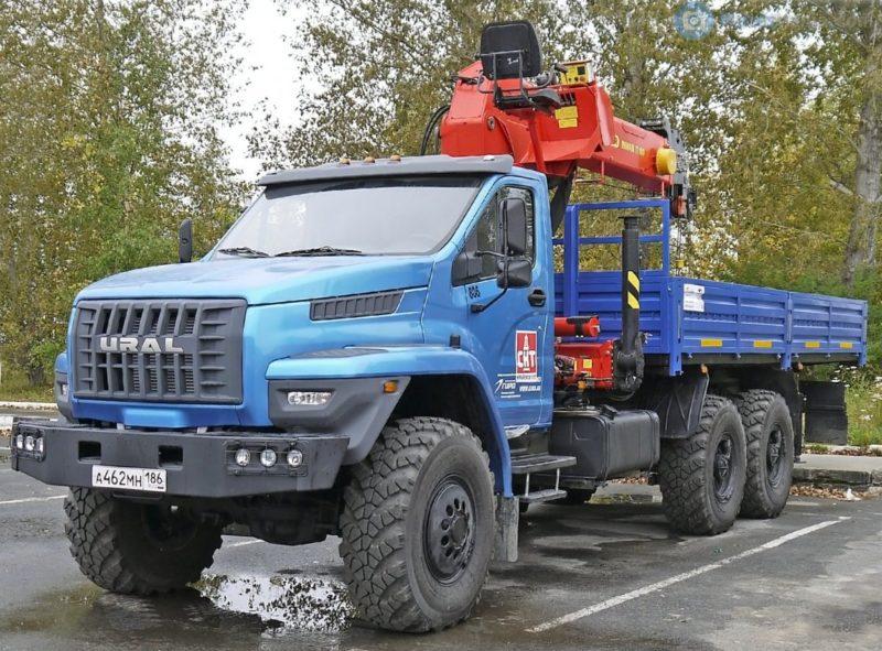 Бортовой Урал Некст (Урал 4320-5111-73), цена от 3 614 000 рублей (2021 г.)