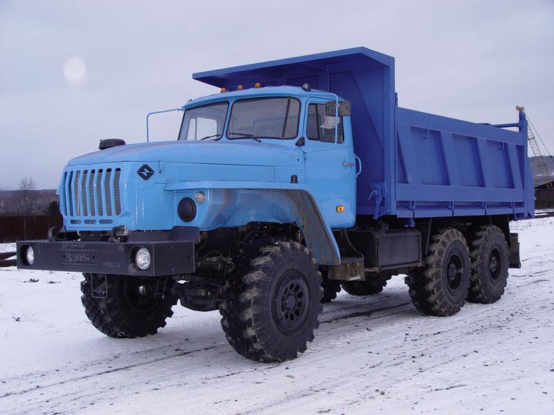Самосвал Урал 4320 – от 4 036 000 рублей