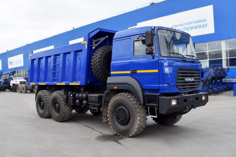 Самосвал Урал 6370К-0121