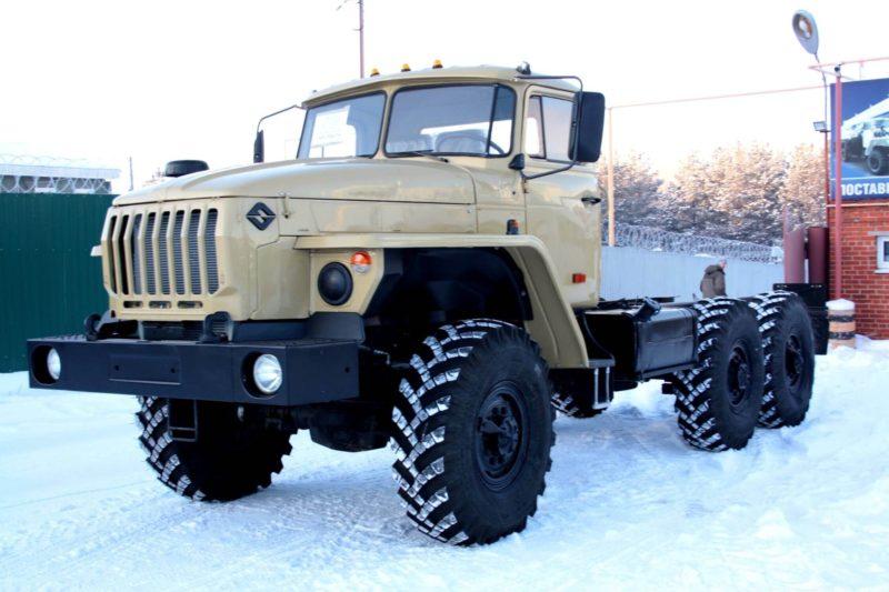 Седельный тягач Урал 4320 – цена от 3 334 000 рублей
