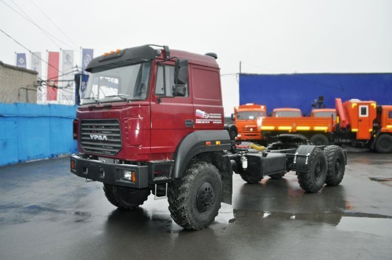 Седельный тягач Урал М – цена от 4 131 000 рублей