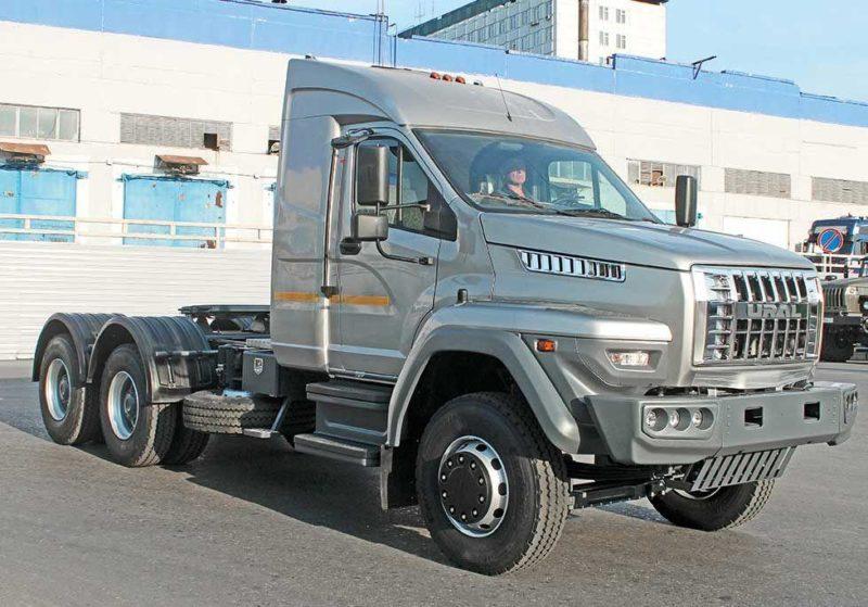 Седельный тягач Урал Некст 6х4 (Урал 7470-5511-01), цена от 5 129 000 рублей