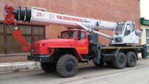 Универсальное шасси Урал 4320