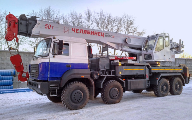 Урал 9593 8х8