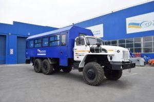 Вахтовый автобус Урал 4320 – цена от 3 865 000 рублей