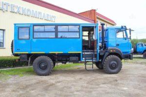 Вахтовый автобус Урал М (Урал 3255)