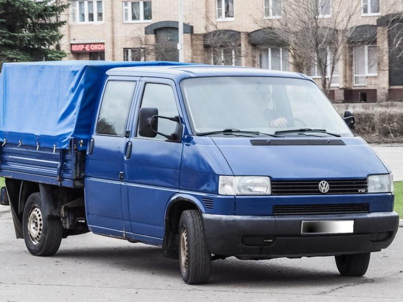 Варианты исполнения Volkswagen Transporter T4 (2)