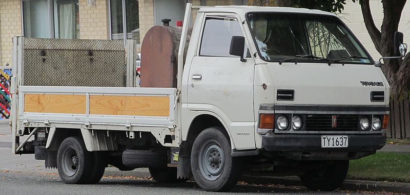 Четвёртое поколение Toyoace / QuickDelivery