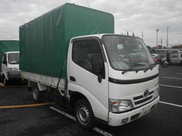 Модификации Toyota Toyoace