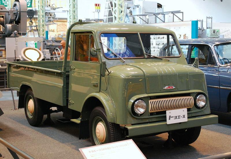 Первое поколение Toyopet / Toyoace