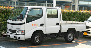 Седьмое поколение Toyoace / Dyna