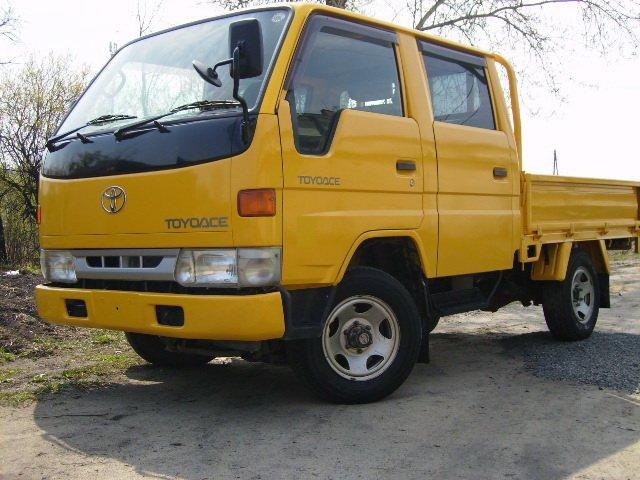 Технические характеристики двигателей Toyota Toyoace
