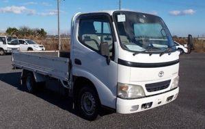 Toyota Toyoace: технические характеристики
