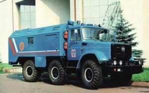 ЗИЛ-4972: технические характеристики