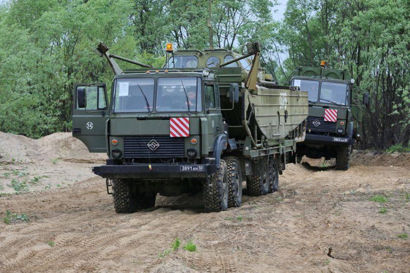 Об истории модели Урал-532362