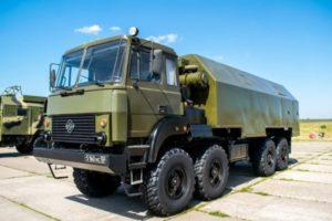 Урал-532362: технические характеристики