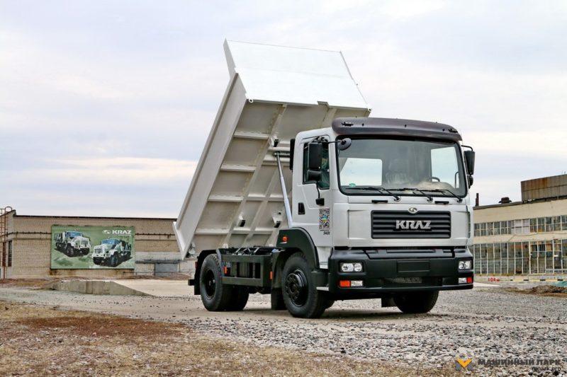 1. КрАЗ-5401C2