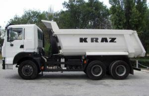 3. КрАЗ-7511C4